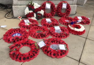 Wreaths from all
