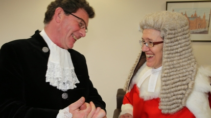 High Sheriff Installation Film