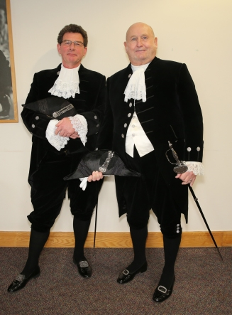 High Sheriffs 2014 and 15