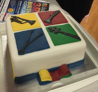 HS porch cake