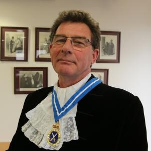 HSWM15 Badge of Office