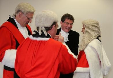 HSWM15 judges laughter