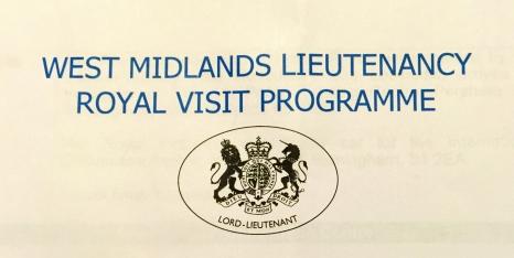 lord lef royal programme