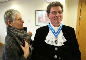 High Sheriff and Marian