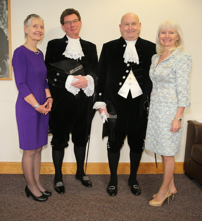 High Sheriff's and their Consorts