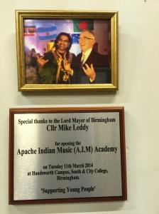 apache studio  mike leddy opened