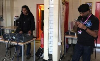 apache studio mixing