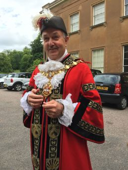 Our Host The Mayor of Dudley