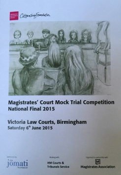 mock trial cata