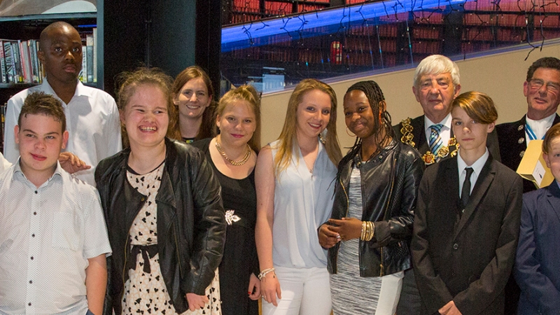 High Sheriff Awards 2015 – Inspiring Young People