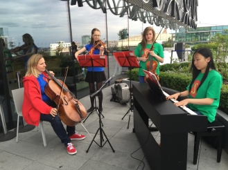 stringcredibles and apprentices