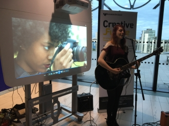 Craetive Future film and performance
