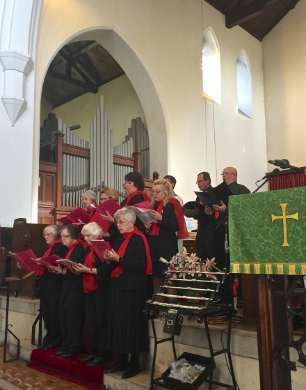 st giles singers