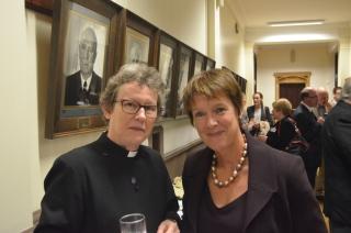 Cannon Jane and Rt Hon Caroline Spelman MP