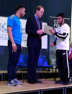 Football for peace awards