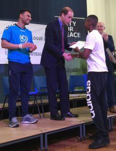 Football for peace awards