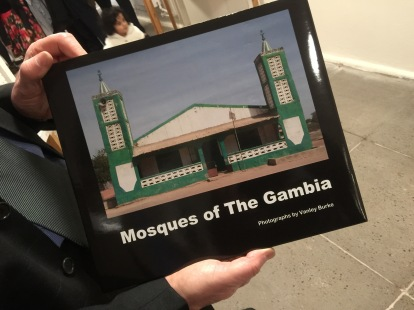Mosques of Gambia Book
