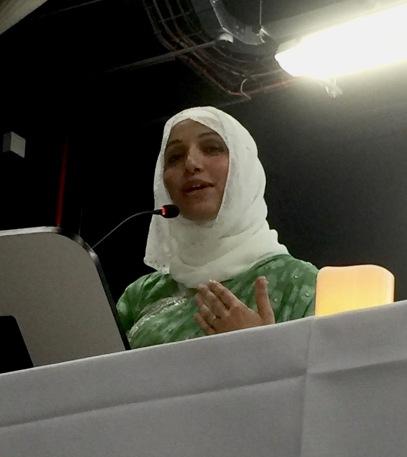 Salma Yaqoob in praise of The Prophet