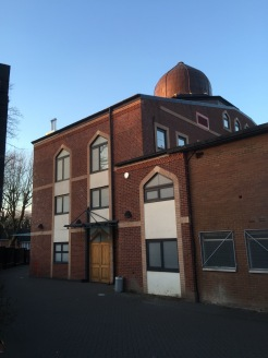 Masjid Hamza mosque Moseley