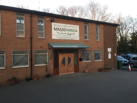 Masjid Hamza Moseley Birmingham