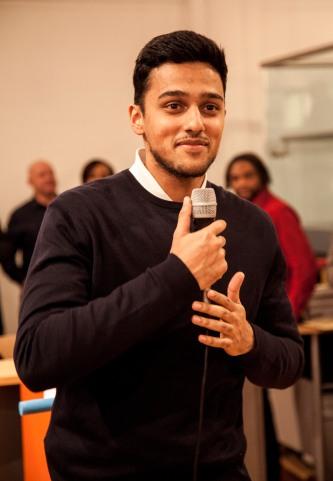 Raza Hussain